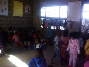 Construct a daycare building  for 70 Kids in ZA