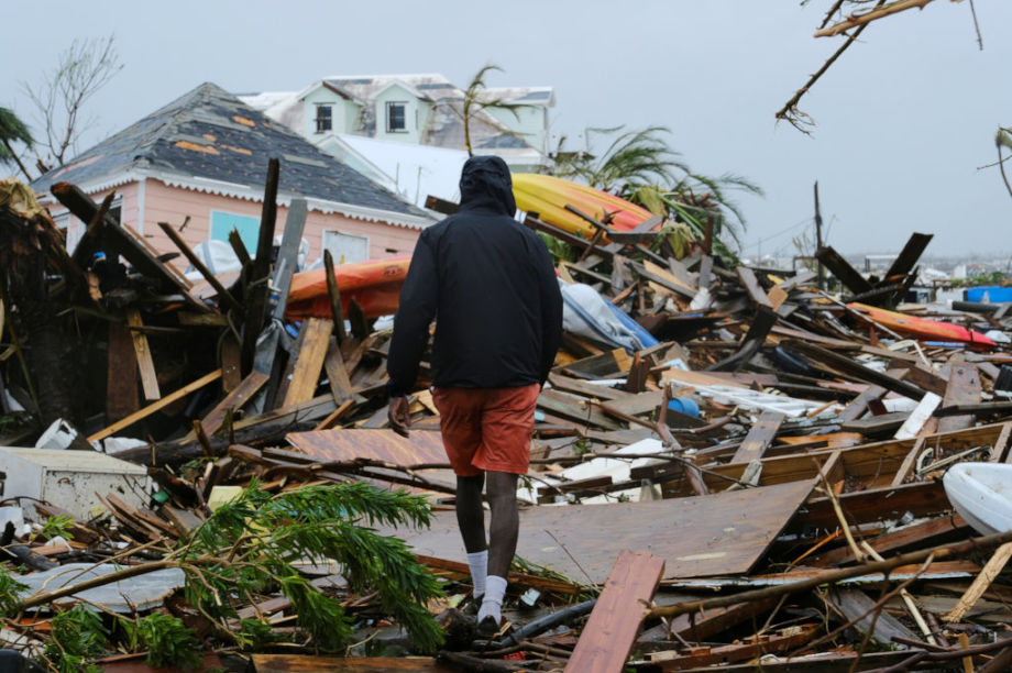 Hurricane Dorian Relief and Recovery Fund