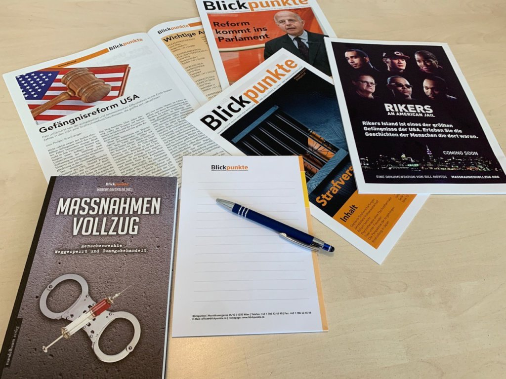 Save Austrian Prison Newspaper for 1000 inmates