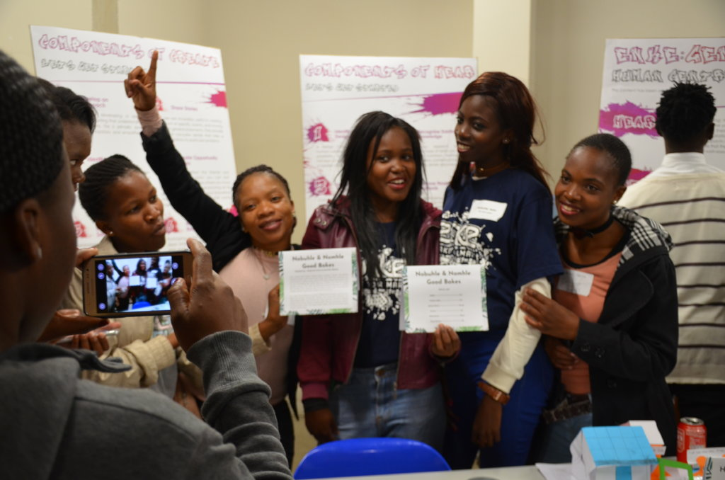 Link 3000+ South African Youth to Opportunities