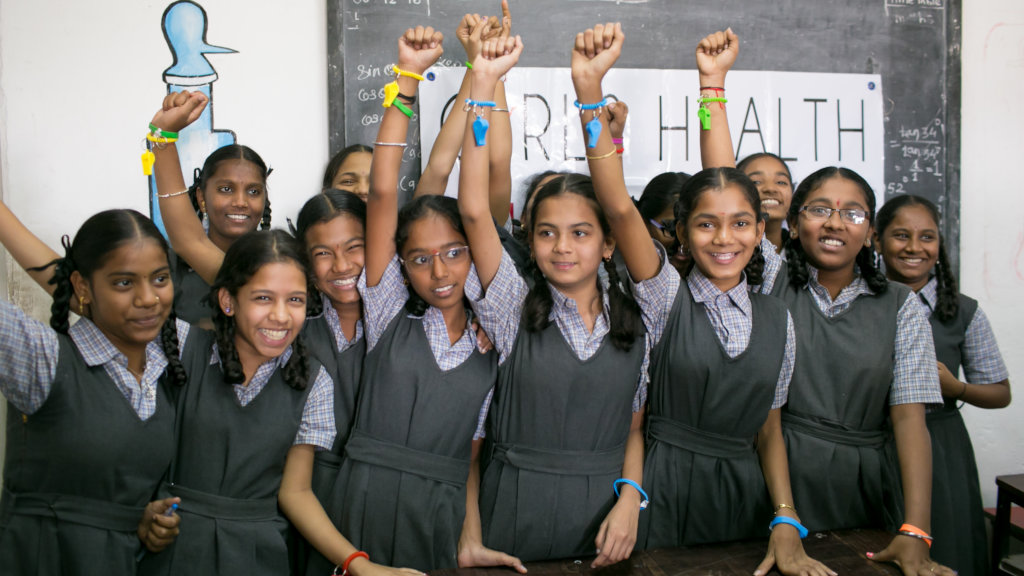 Train 5,500 Indian youth as peer health leaders