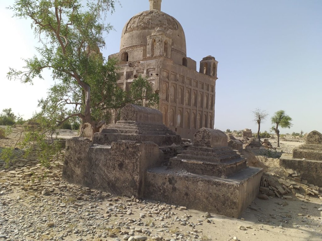Save Cultural Heritage Site in Kachho,  Pakistan