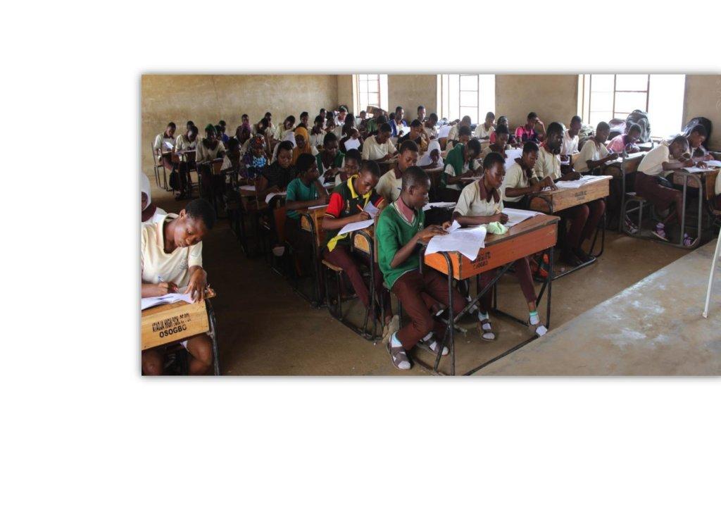 TUTORING 10,000  STUDENTS IN OSUN STATE, NIGERIA