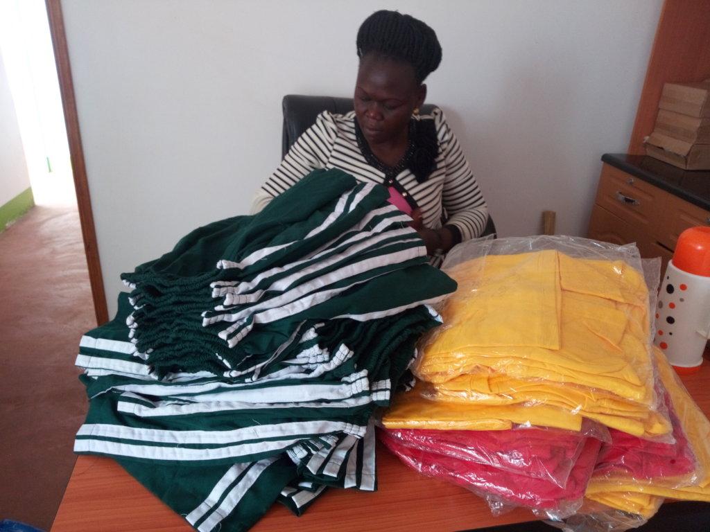 sponsor a girl child into vocational training skil