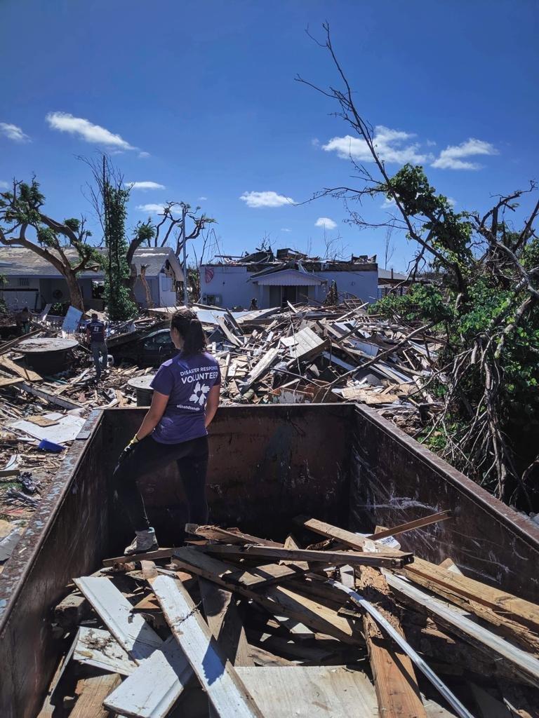 Give Direct Aid in the Wake of Hurricane Dorian