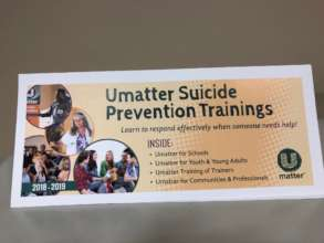 Umatter trainings