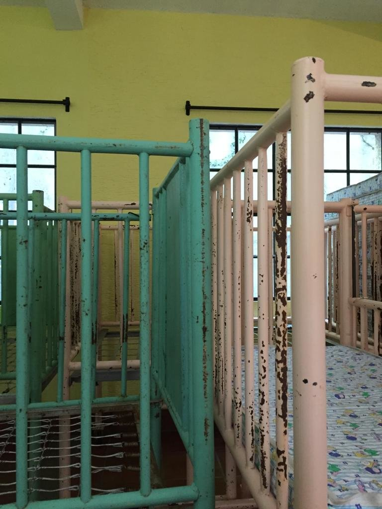 Paint and Repair 50 cribs