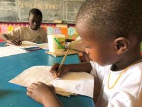 Help vulnerable children go to preschool in Uganda