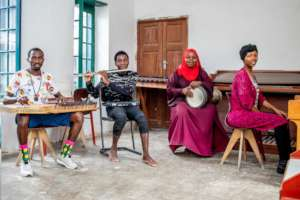 Help us keep Zanzibar's only music academy open!