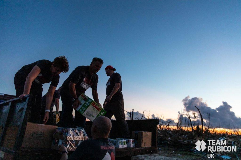 Providing Aid to Survivors of Hurricane Dorian