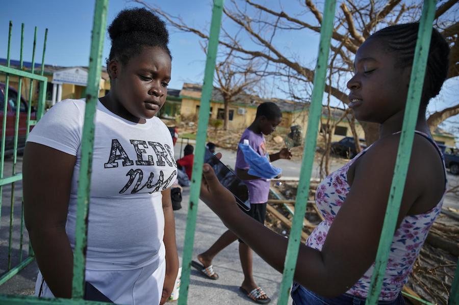 Support Children Impacted by Hurricane Dorian