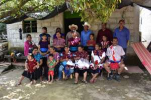 Improving lives of vulnerable families in Chiapas