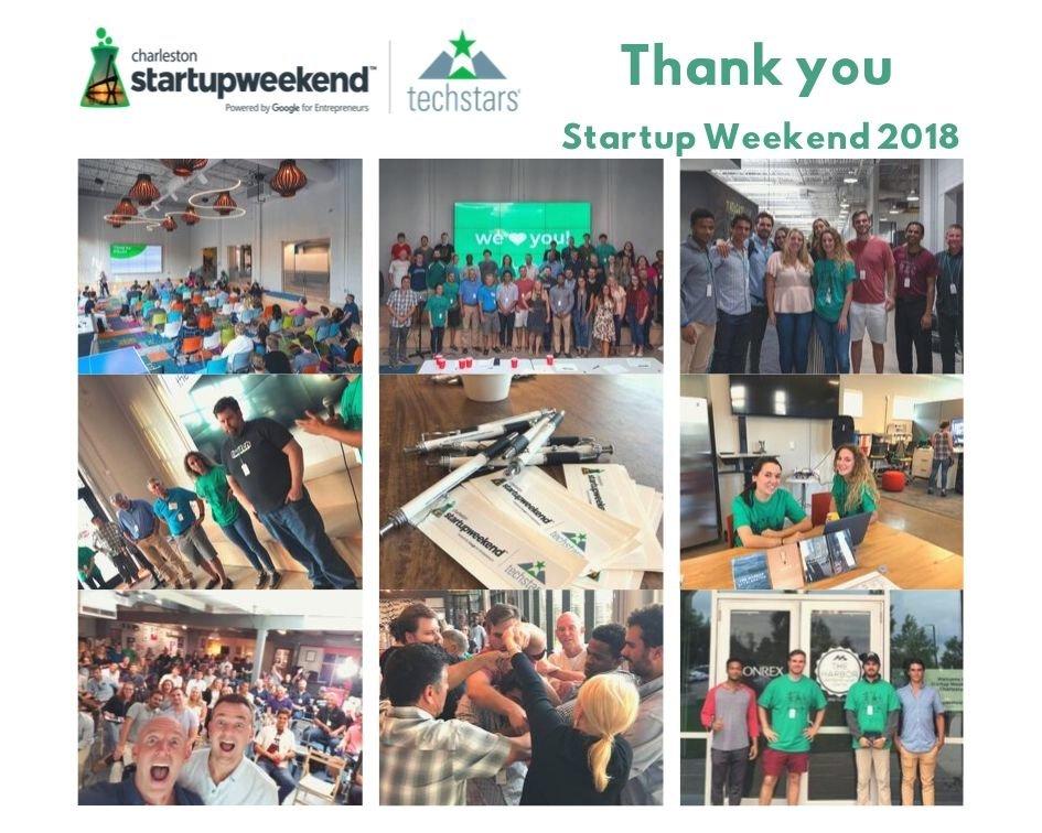 Startup Weekend Charleston 2019