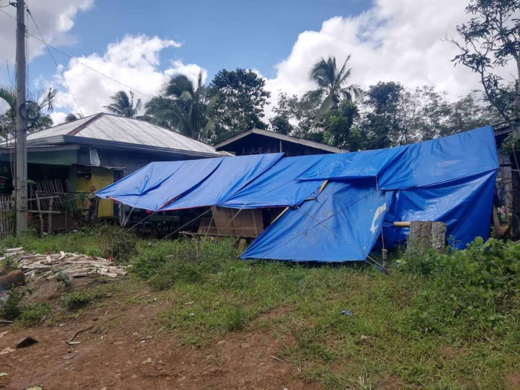 Appeal for those affected in Mindanao Earthquake