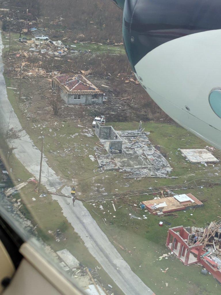 Help victims of Hurricane Dorian on Grand Bahama