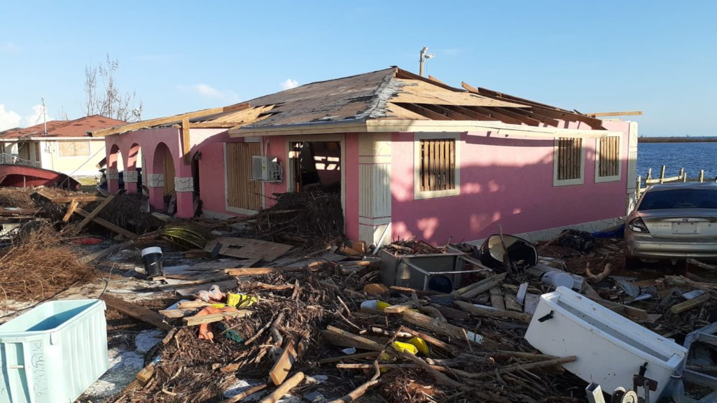 Help victims of Hurricane Dorian on Grand Bahama