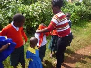 school uniform donation