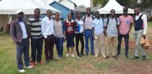 Volunteer Supervisors attending our mentoring day