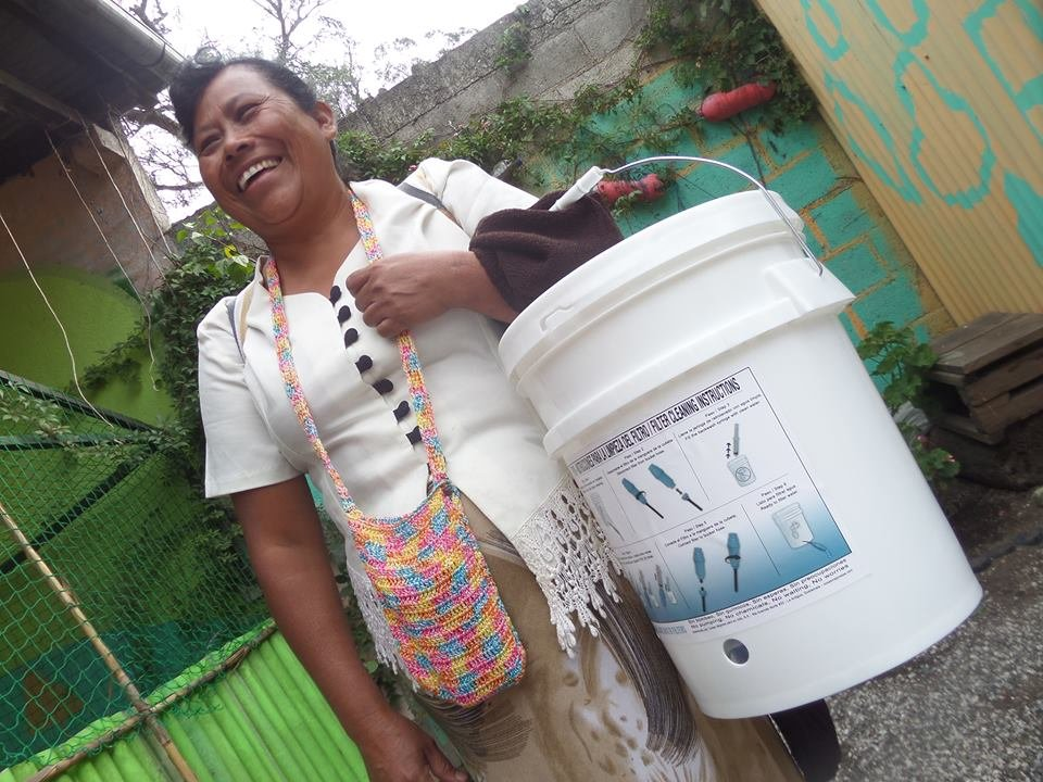 Eight years' of water filtration for Guatemala.