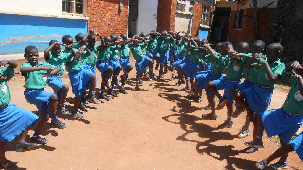 Kick out child sexual violence - Namuwongo slum