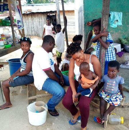 HELP A CHILD LEARN IN THE CENTRAL PART OF GHANA