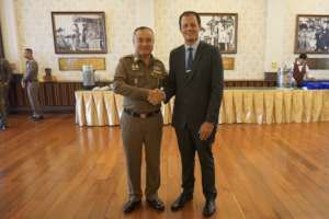Partnerships with National Police