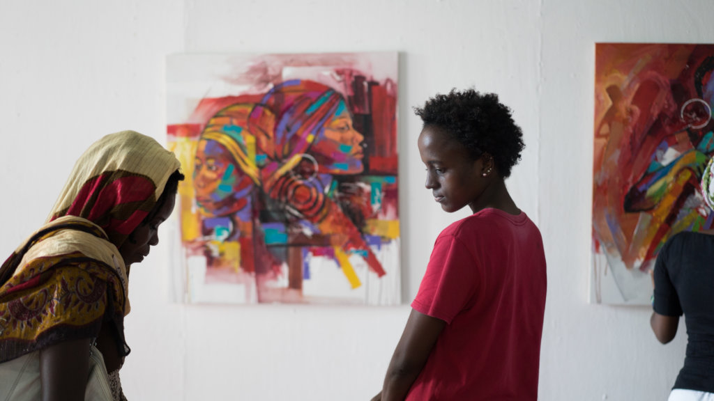 A Vibrant Space for Arts to Thrive in Tanzania