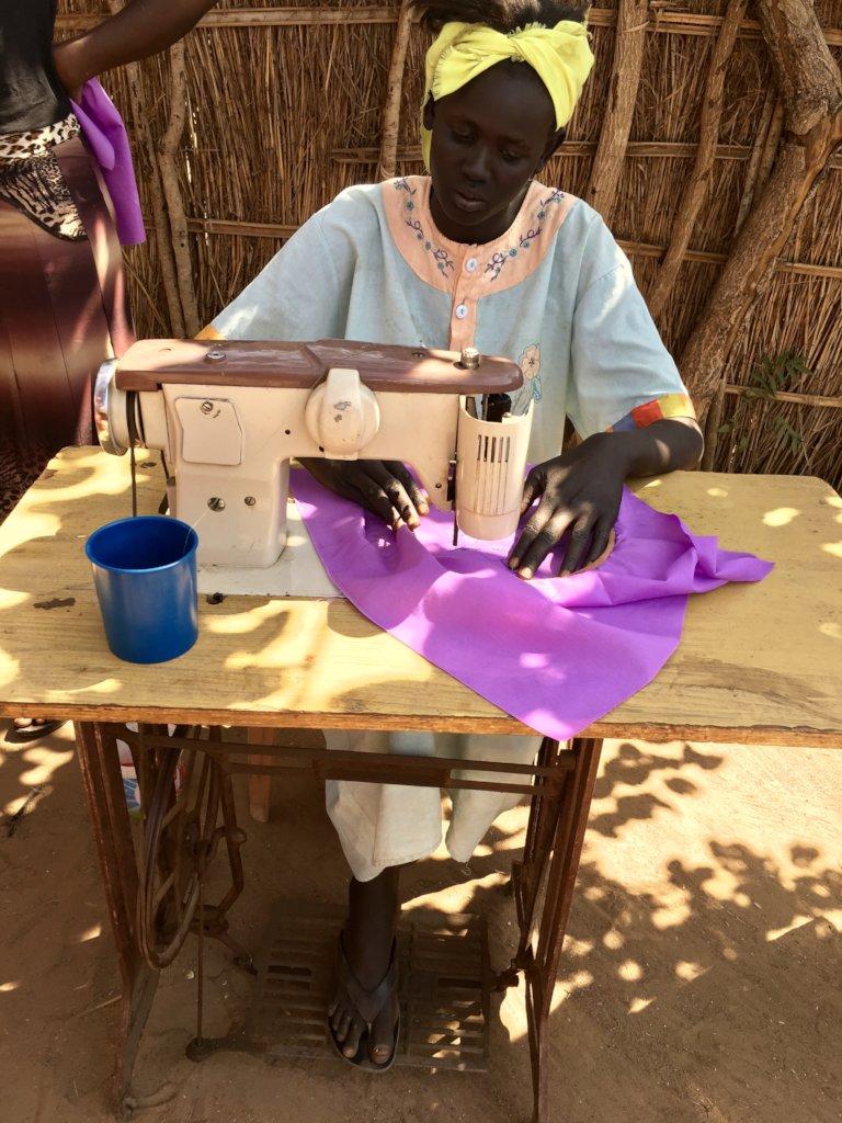 Provide Vocational Training for 10 Ugandan Women