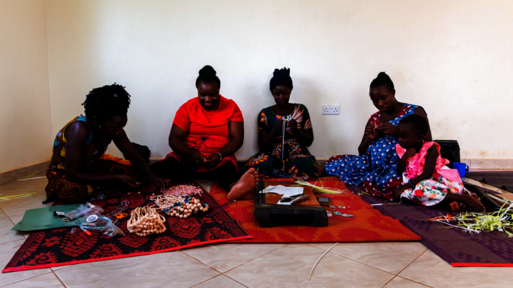 Provide Vocational Training for 10 Ugandan Women