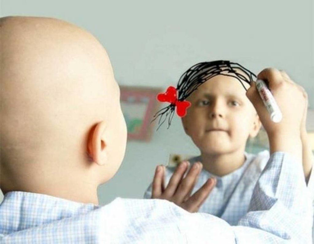 Help to children with cancer in Ukraine!