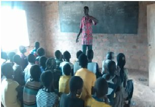 Access to Education for 1000 children in Buruku