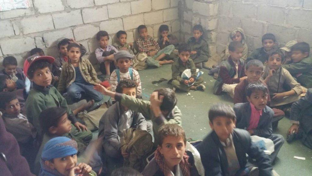 Helped to keep 690 girls and boys in school-yemen