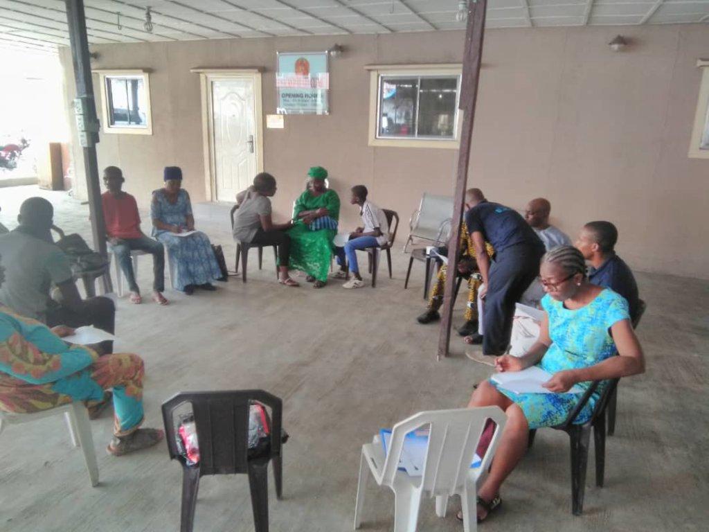 Stroke Awareness Campaign in Nigeria
