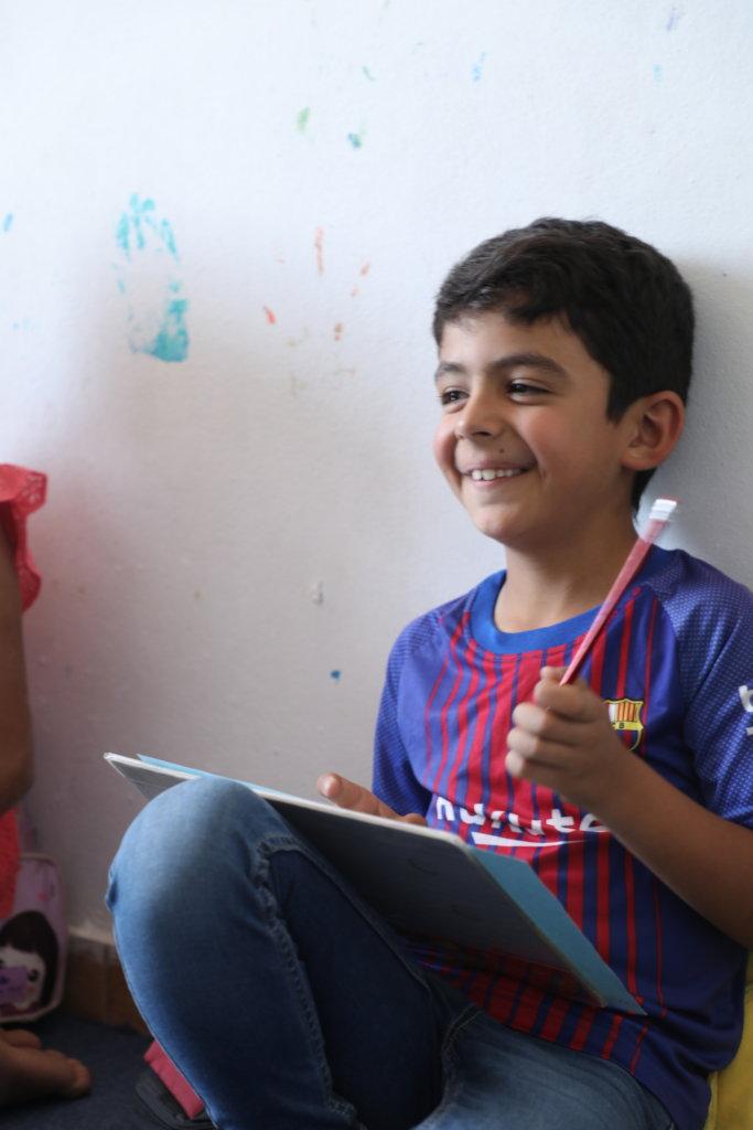 Back to School: Sponsor Refugees in Lebanon