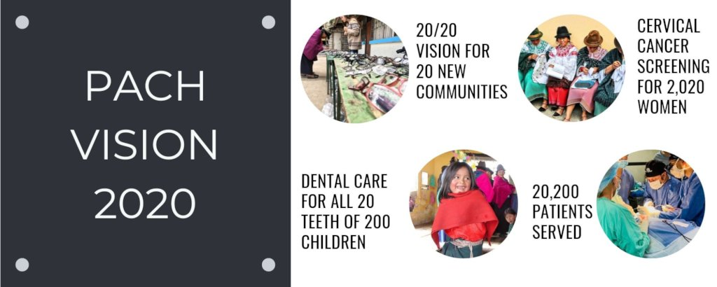 PACH Vision 2020