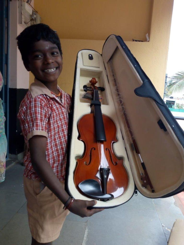 Gift A Smile To Rural Under-Privileged Children