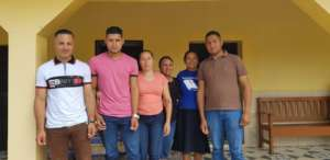 TSP met with leaders in the community of Soroguara