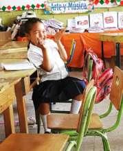 Micro-grants improve education for community