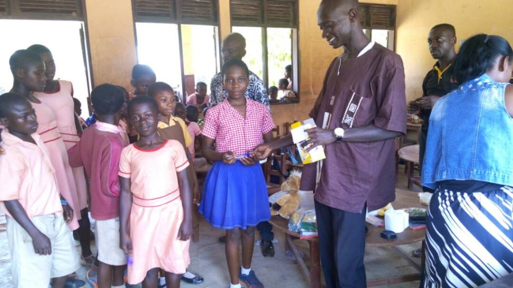 Purchases of School Supplies for Vulnerable