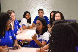 Civic Skills for 2.400 Youth in Brazil