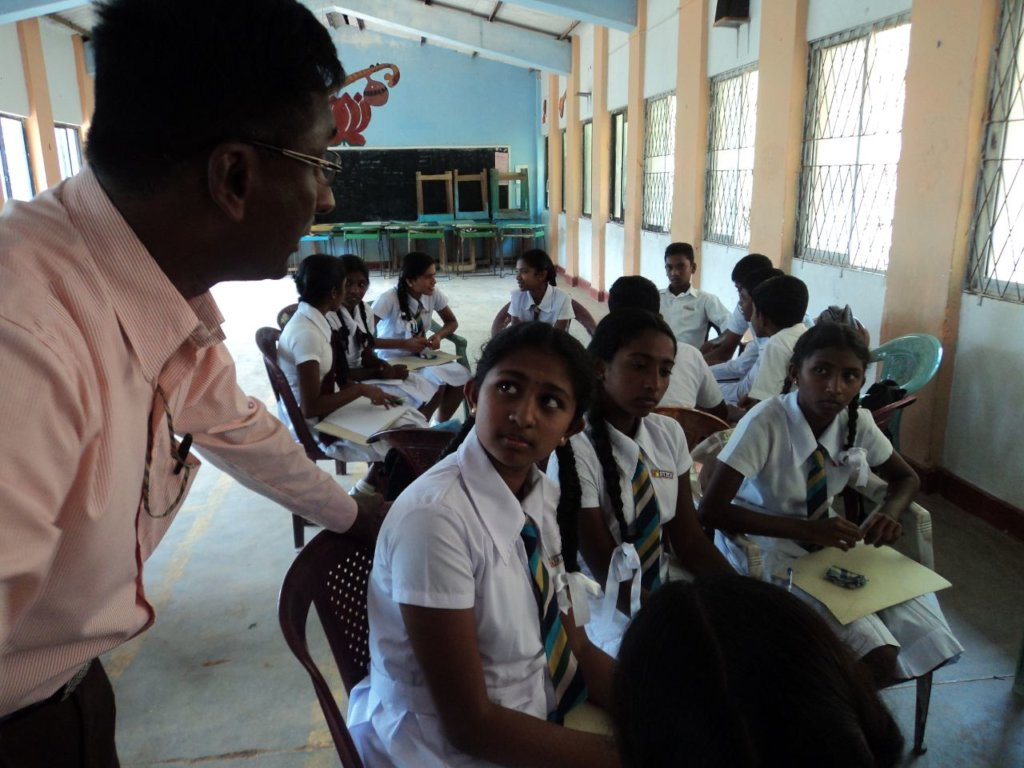 Educate 200 children without parents in Sri Lanka.