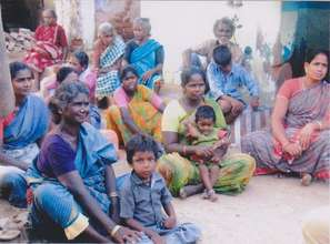 Dalit ('untouchable') women served by this project