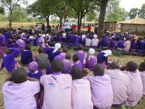 Compassion CBO Anti-FGM Campaign Kavururu Primary