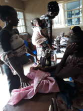10 Sewing Machines for VAW Survivors