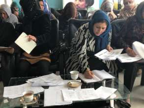 Business classes in Parwan province, Afghanistan