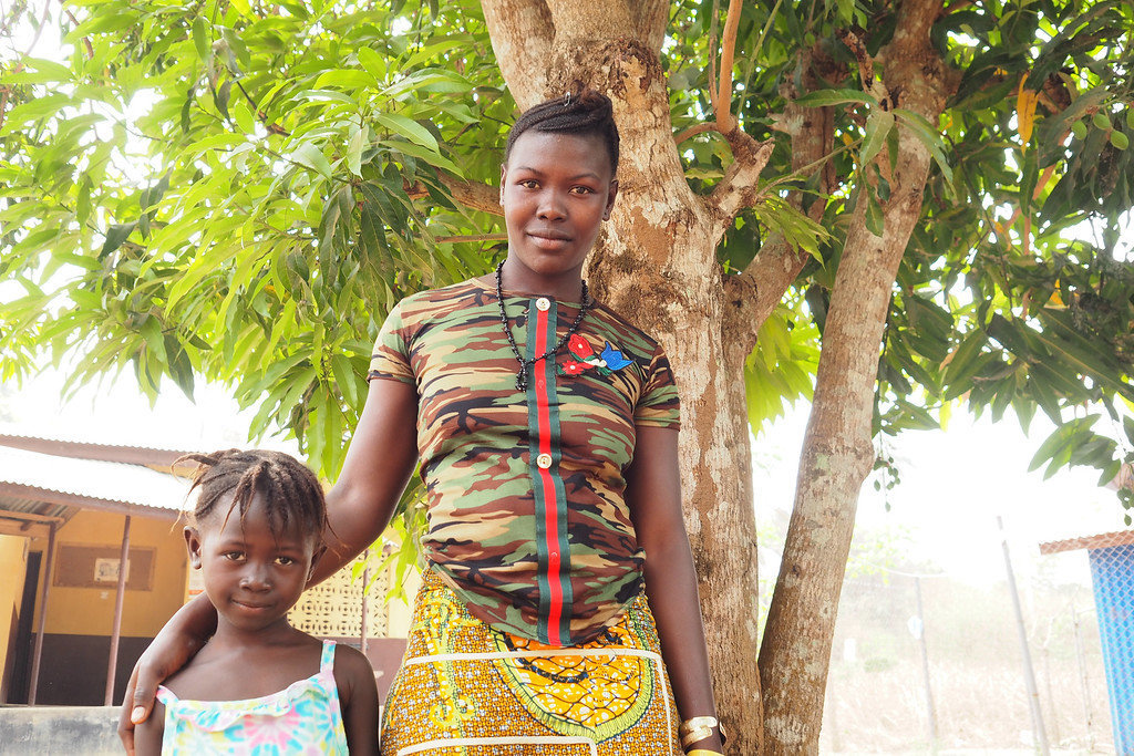 Support 6,000 Mums & Kids' Health in Sierra Leone