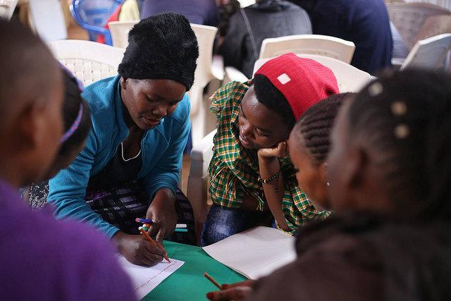 Sponsor an African Women to Start Her Business