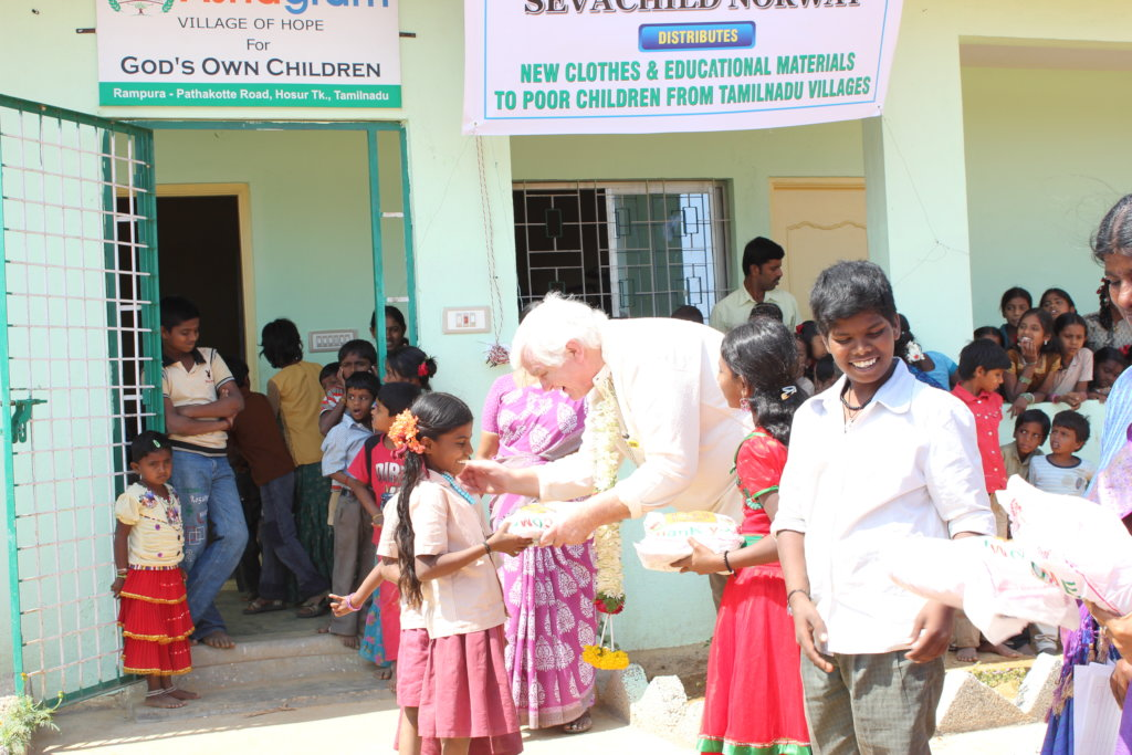 Creation of Infrastructure at Ashagram Orphanage