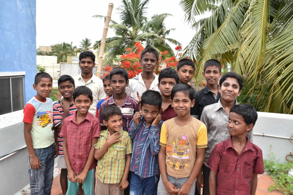 Provide Education to 12 Orphan Children in India