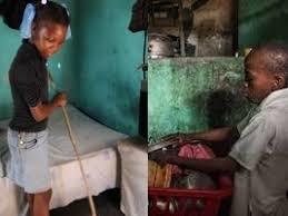 Support 200 children in domestic service in Haiti